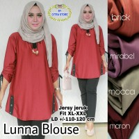 LUNNA BLOUSE CITRA STORE