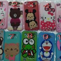 Case Jelly Doll 3D Disney Vivo Y53, V7, Oppo A37, A39 , A71, F5, A57