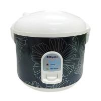 CUCI GUDANG - WS Rice Cooker Magic Com Miyako 1.8L Motif Batik 528