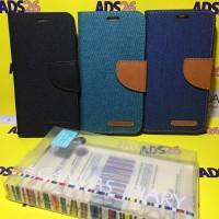 Canvas Diary Case Xiaomi Redmi 5A/Dompet Hp/Cover Hp/Original/Flip
