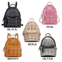 Backpack MCM Stark Bebe Boo Backpack X Mini Original