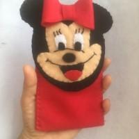 custom softcase handphone Mickey Mouse untuk semua jenis handphone