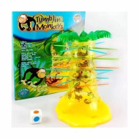 Tumblin Monkeys lucu board game keluarga tumbling monkey