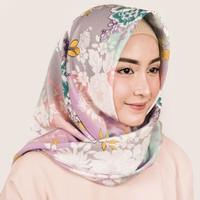 02C115r - hijab almeira wolfis pastel pattern grey + yellow + green