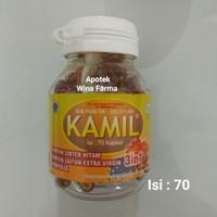 Kamil 3 in 1 (Habbatussauda, minyak zaitun, propolis) Isi 70