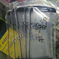 KACA LCD SAMSUNG S7 EDGE G935F HITAM ORI - KACA DEPAN KACA TOUSCREN