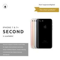 iPhone 7+ Plus 32GB Second Original (NOT REFURBISHED / REKONDISI)
