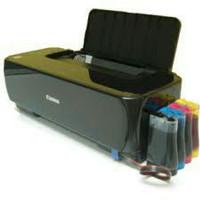 Printer Canon Pixma IP1880 Infusan Baru Siap Pakai