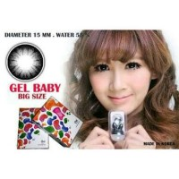 gel baby black , choco (mines only)