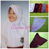 Jual hijab/kerudung anak rabbani kw super uk 1-3 SD Murah