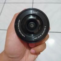lensa kit sony pz 16-50mm utk nex a5000 a5100 a6000 a6300 a6500