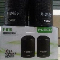 Speaker Fleco f-018 X-Bass - Speaker active Fleco F018 Limited