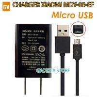 Travel Charger Xiaomi 2A Original 100% | Cash Kabel USB Xiao Mi Redmi