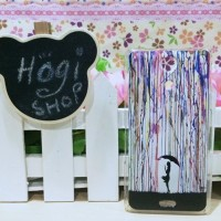 Sony Xperia ZR - Hardclear Hardcase Transparan Custom Case Cases