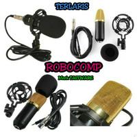 Microphone Recording Studio Professional For PC MIC Condenser BM 700