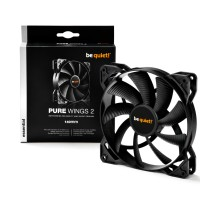 be quiet! Pure Wings 2 - 140mm PWM Silent Cooling 18.8 dB(A)