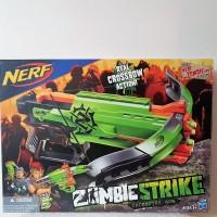 Mainan Anak Brick Lego Puzle Nerf ZOMBIE STRIKE Crossfire Bow