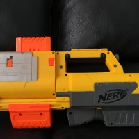 Mainan Anak Brick Lego Puzle Nerf Deploy CS-6 SECOND KONDISI Baik