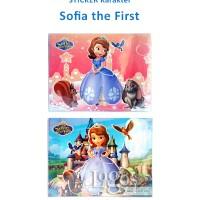 Sticker Karakter Sophia the first. Stiker Hadiah Anak gift reward bday