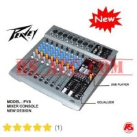 Mixing Console Mixer Peavey Pv8 (8channel )