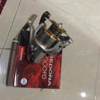Reel Pancing Shimano Sedona 4000 Fd