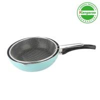 Kangaroo Allu Cookware Set Frypan KG 677 / Wajan penggorengan KG-677