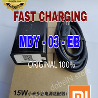CARGER / CHARGER XIAOMI ORIGINAL 100% FAST CHARGING 2A 15 W