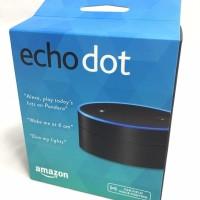 Amazon Echo Dot 2nd Gen Alexa Smart Voice Control AI Bluetooth BLACK
