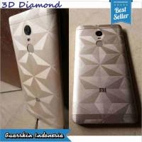 3D Diamond Skin Garskin Xiaomi Redmi Mi Note Mix 2 3 4 5 6 Pro