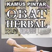 KAMUS PINTAR OBAT HERBAL ABU MUHAMMAD ORIGINAL BUKU KESEHATAN