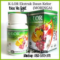 Kapsul Daun Kelor Pro Moringa Harga Distributor | Ekstrak Kelor