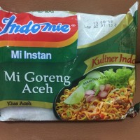 Indomie rasa Mie Goreng Aceh Limited Edition