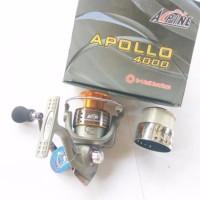 toko pancing online Reel Alpine Apollo 4000 distributor joran pancing