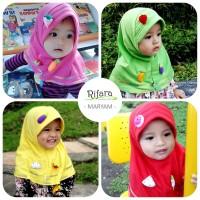 Muiza Hijab Anak Size S Maryam Series