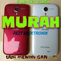 HP ANDROID MURAH KITKAT POLYTRON R2452 SMARTPHONE PROMO
