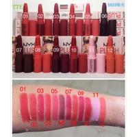 best seller!! PLUSH NYX Matte Lipstick