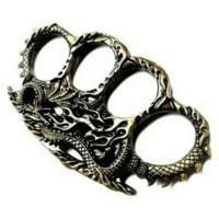 Brass knuckle naga / Dragon knuckle