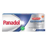 Panadol Cold Relief PE, Cold + Flu - Singapore Version