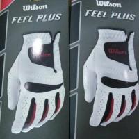 Perlengkapan Aksesoris Golf Sarung tangan Golf Original Wilson kulit
