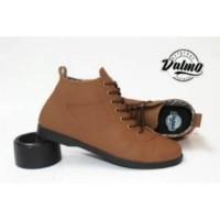 Sepatu Brodo Ventura Brown Dalmo Original Footwear Casual Boots Pria
