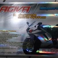 Alarm Motor Universal Merk AGIVA