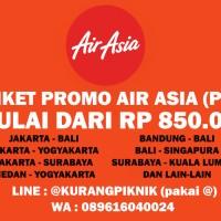 Tiket Pesawat Promo Air Asia