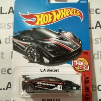Hot Wheels 2017 - McLaren F1 GTR Black
