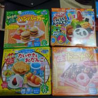 Kracie Popin Cookin bento burger taiyaki donut Original From Japan