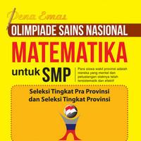 Pena Emas Olimpiade Sains Nasional Matematika SMP Seri Kinomatika 2