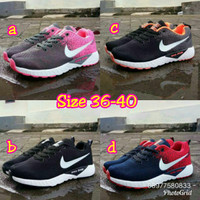 Sepatu Kets Wanita Nike Rajut / Nike Zoom Terbaru, Termurah