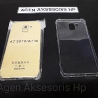 Anti Crack Samsung A8+ 2018 A8 Plus A730F 6 inch Jelly Case Anti Shock