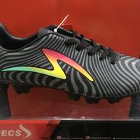 promo sepatu bola specs equiferus warna hitam salur ORIGINAL