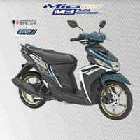 Cash & Kredit Resmi Motor Bandung Yamaha Mio M3 Dp Mulai 1jtan