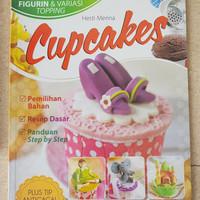Buku Resep Cara Membuat Kue Cupcakes / Cup Cake Anti-Gagal & Macaroon